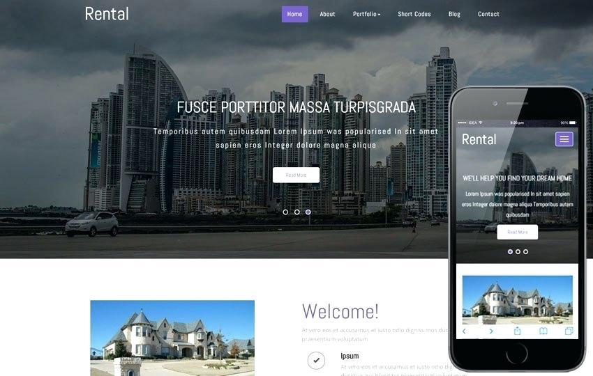 Best Vacation Rental Website Templates