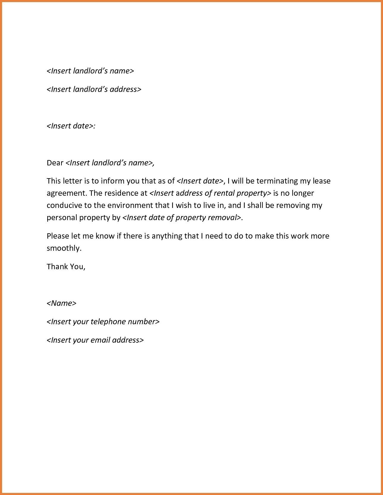 Breach Of Contract Format
