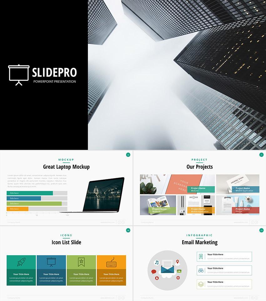 Business Presentation Professional Ppt Templates
