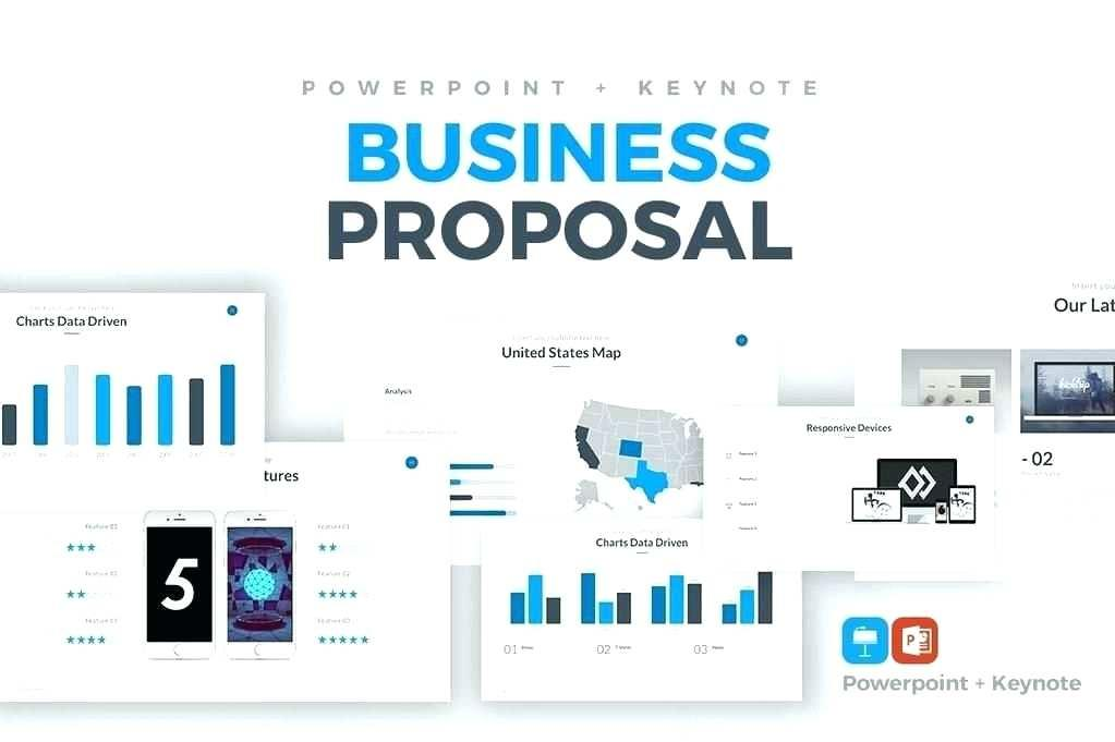Business Presentation Templates Keynote