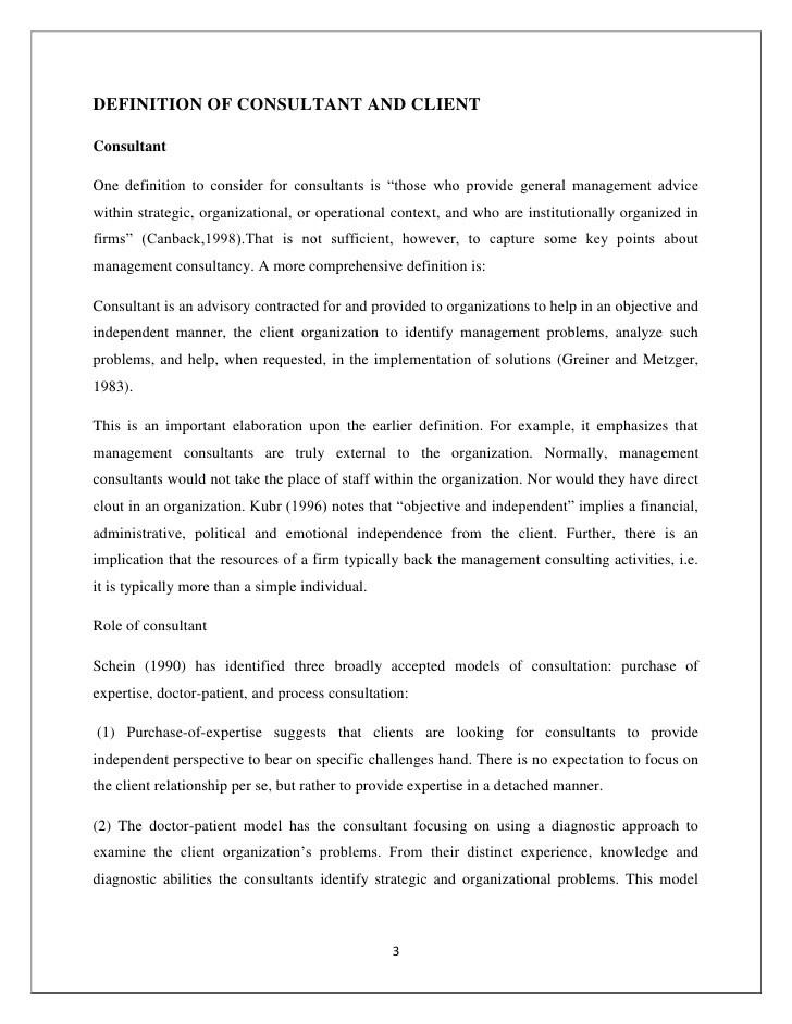 Consultant Contracts Template Free