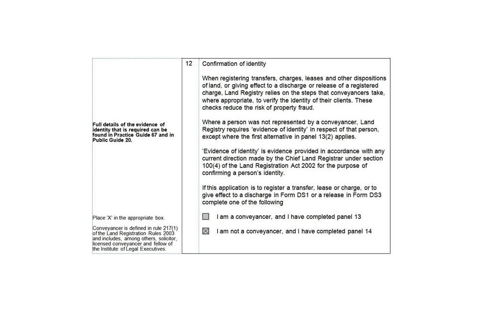 Deed Of Conveyance Form Definition
