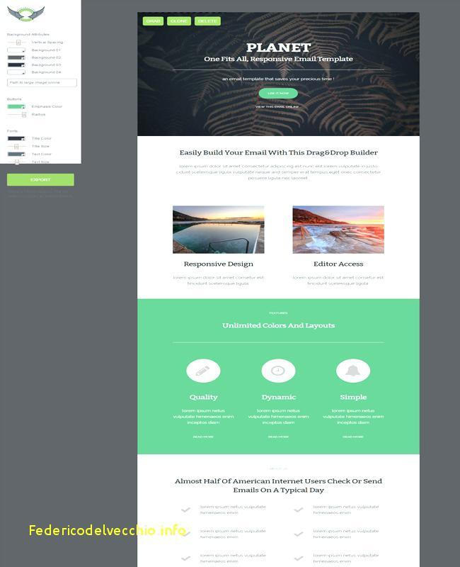Dreamweaver Responsive Email Templates