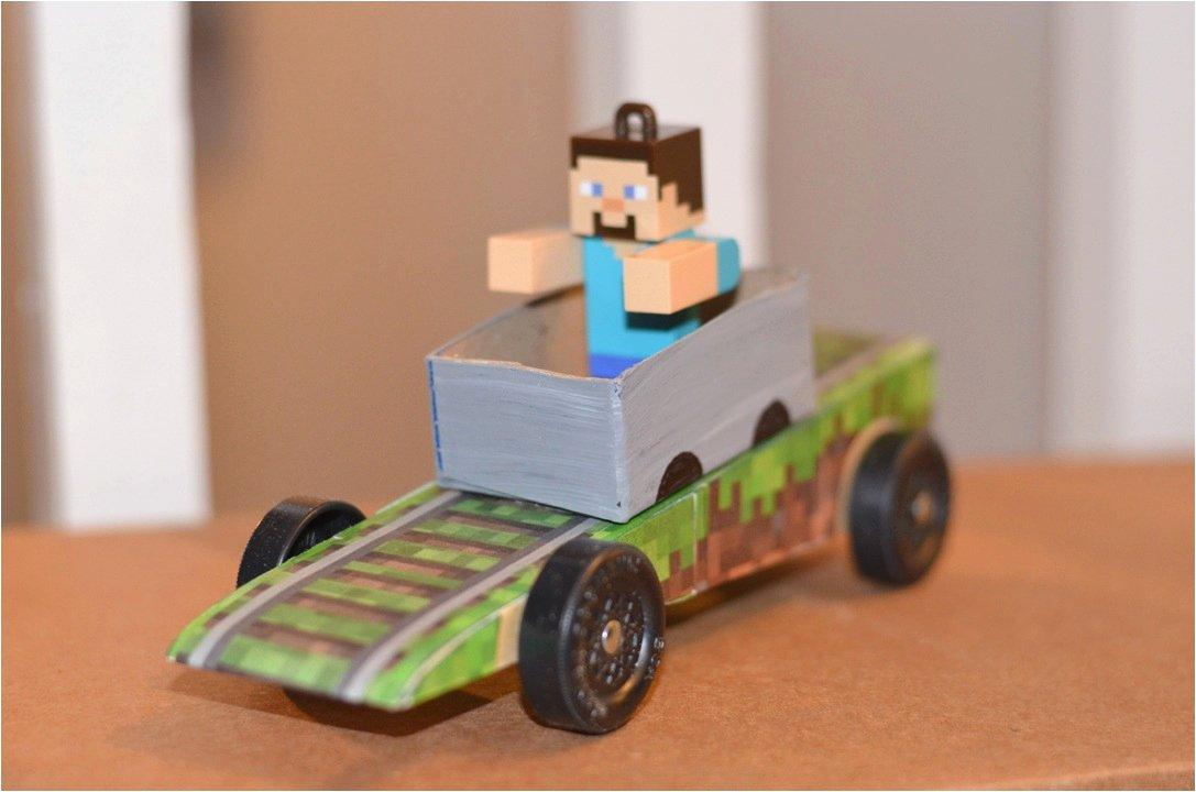 Fast Pinewood Derby Cars Templates