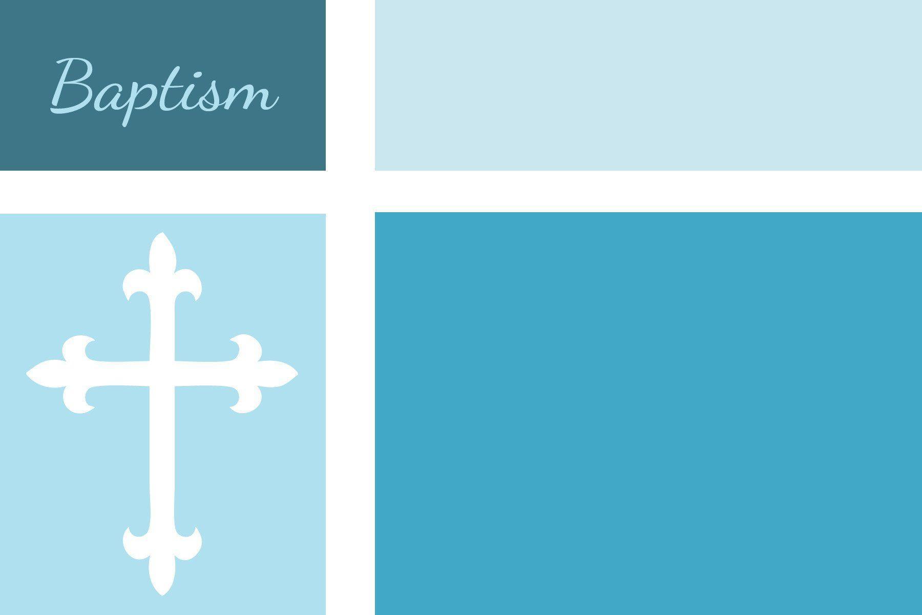 Free Christening Invitation Templates Psd
