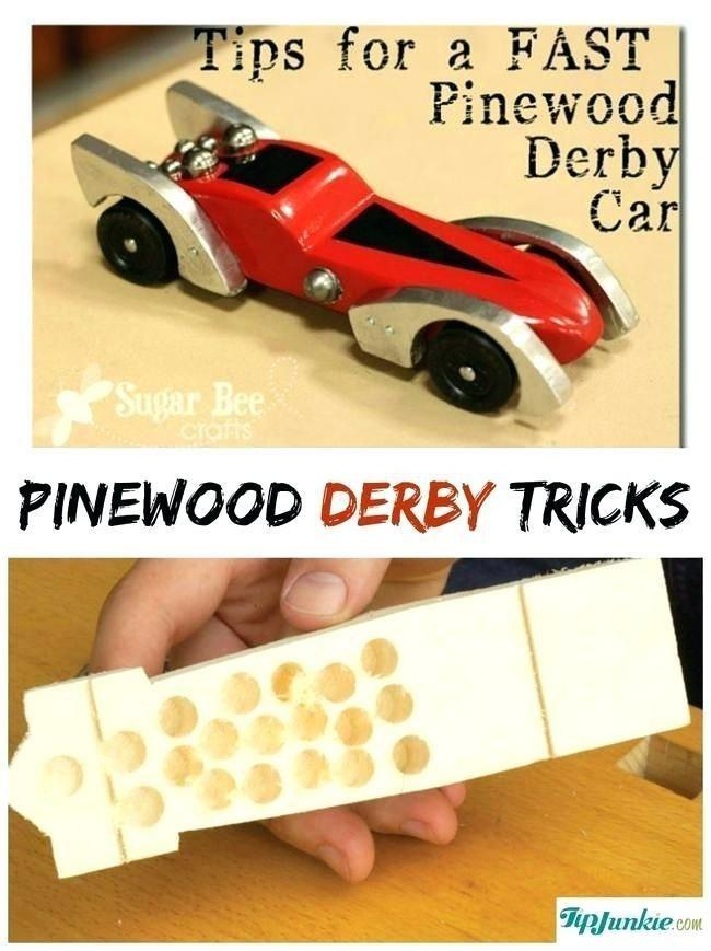 Free Pinewood Derby Car Templates Pdf