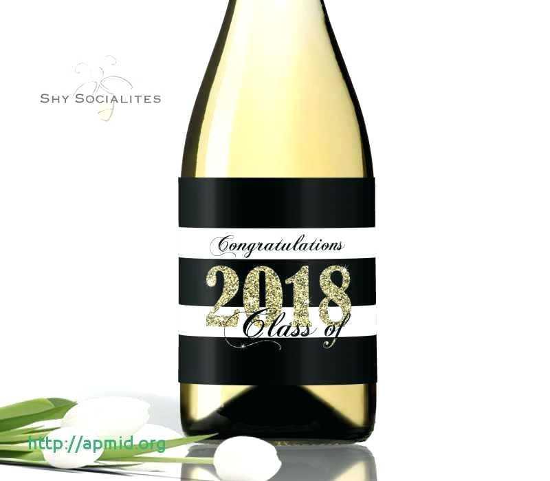 Free Wine Bottle Label Template Word