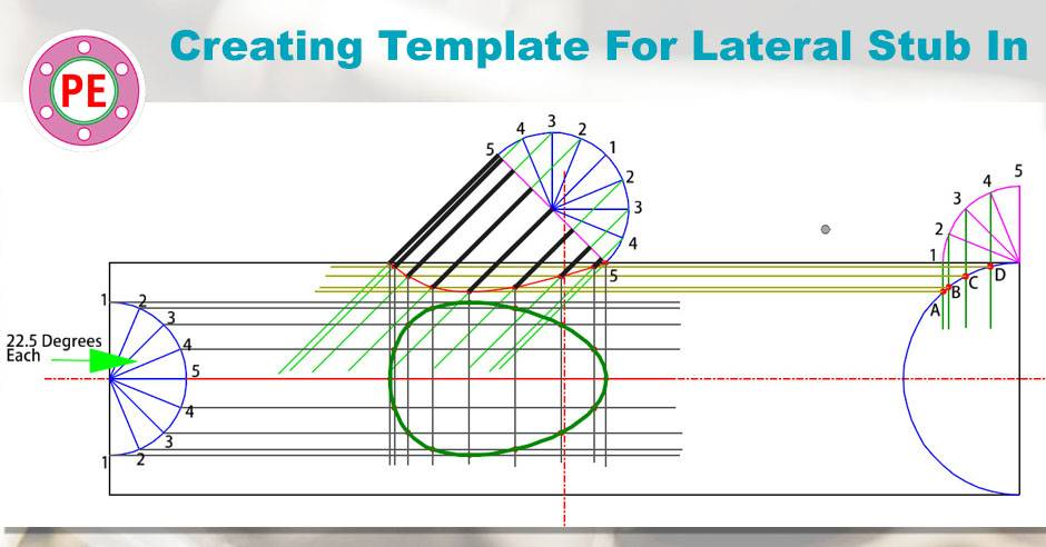 How To Make Pipe Fitting Templates