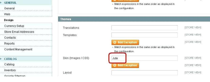 Magento Custom Template File
