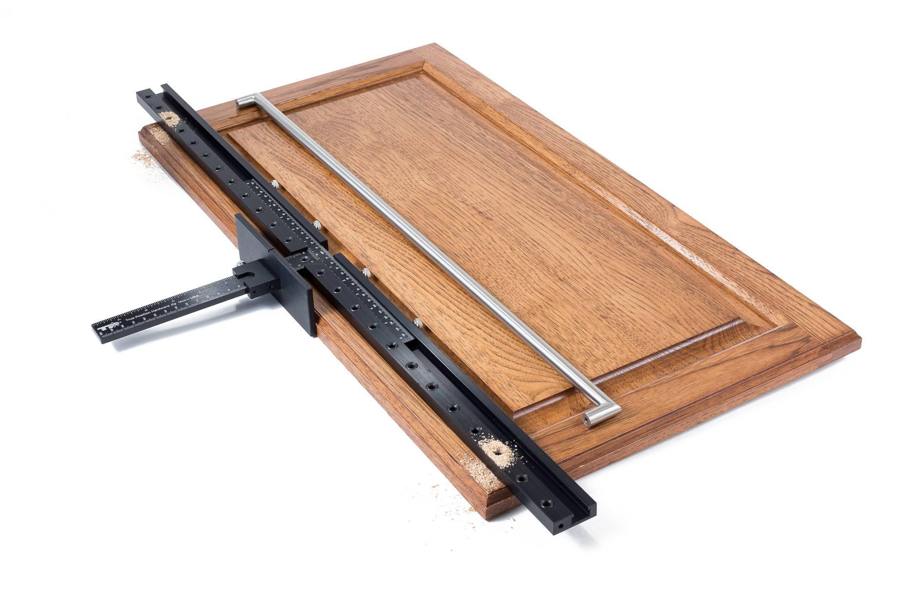 Make Cabinet Door Handle Jig