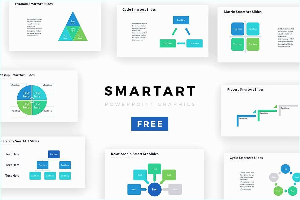 Ms Powerpoint Smartart Templates