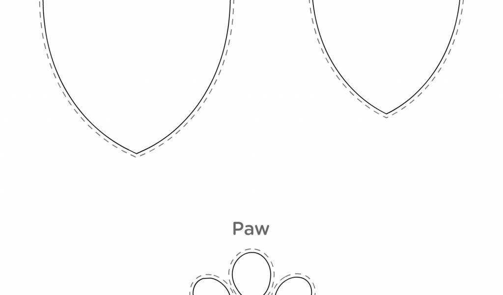 Paw Patrol Badge Template Printable