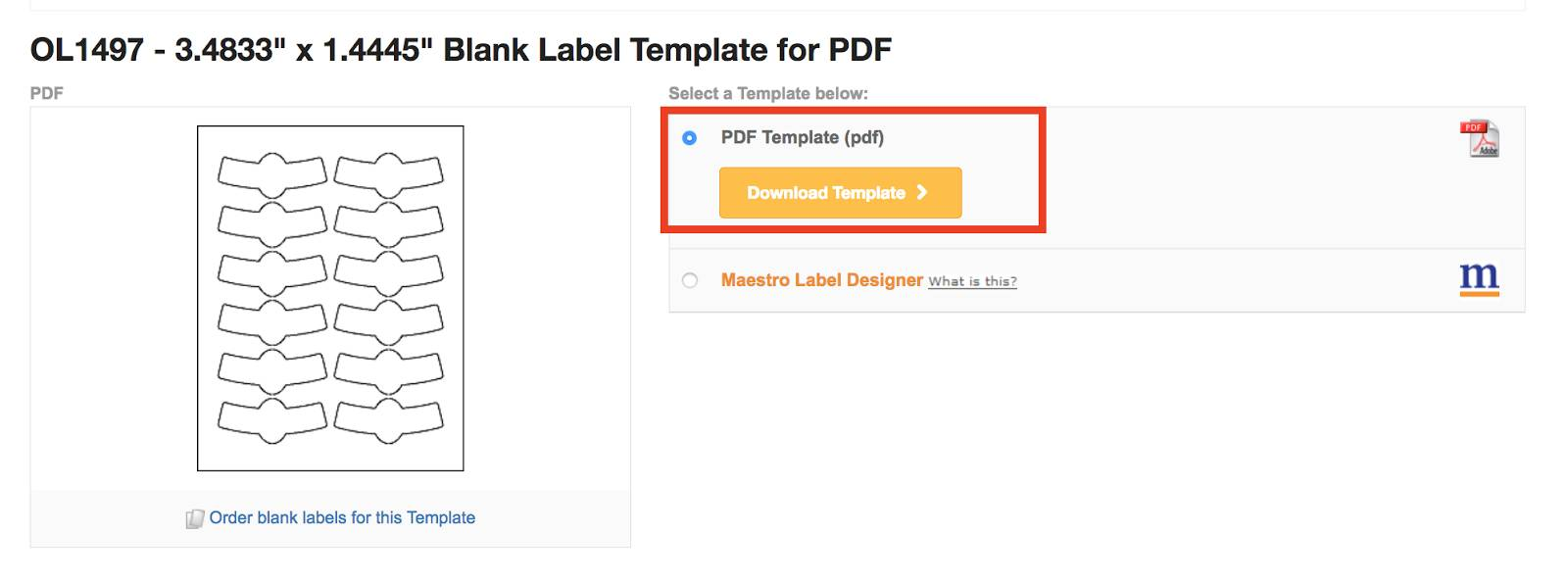 Personalized Sticker Label Templates Free