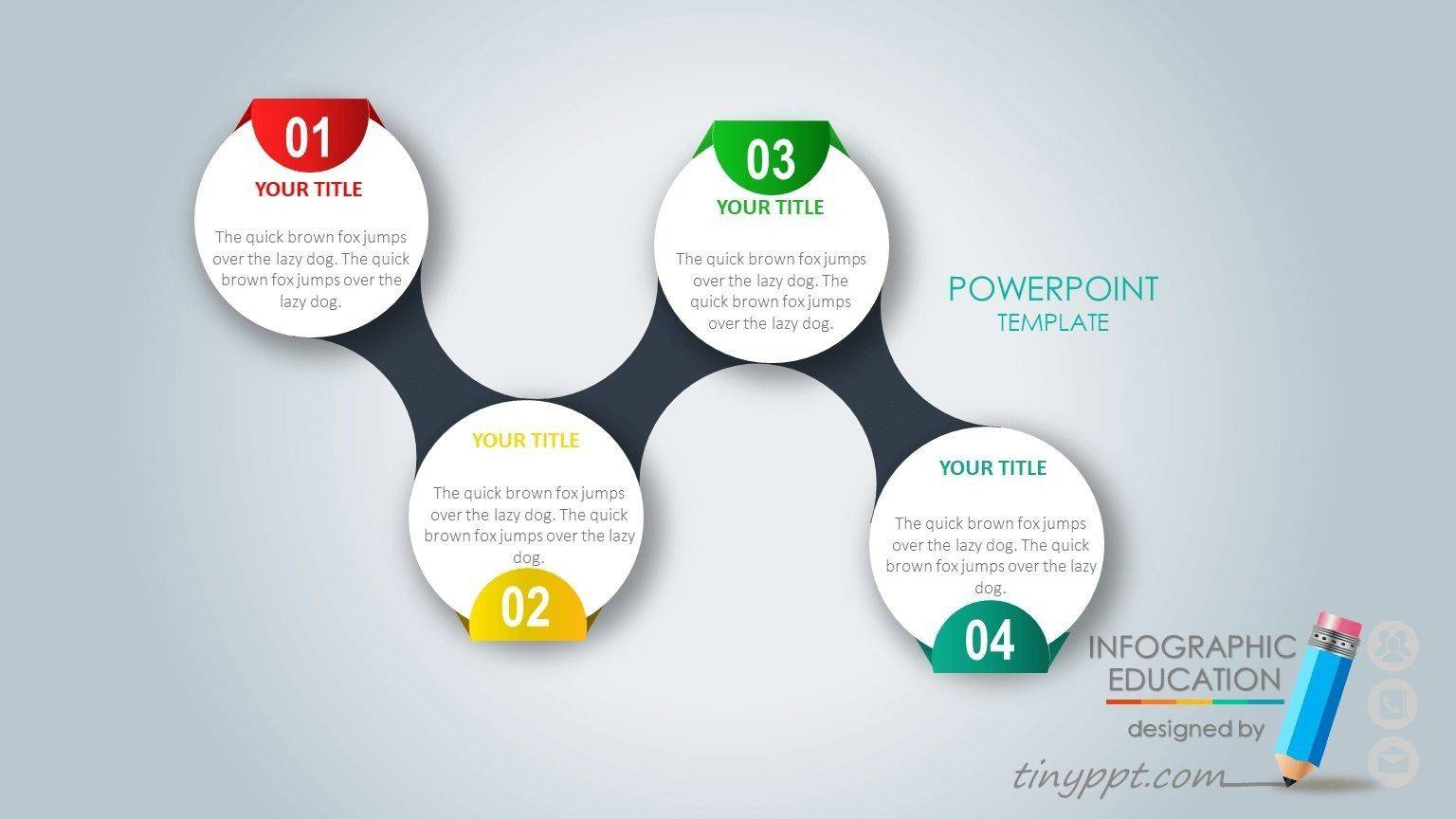 Powerpoint Smartart Templates Process