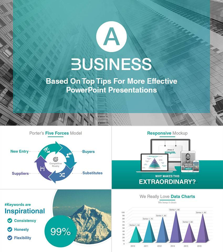 Professional Powerpoint Presentations Templates