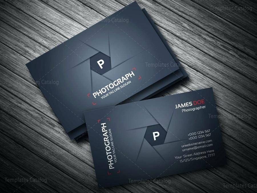 Psd Templates For Photographers Free Download