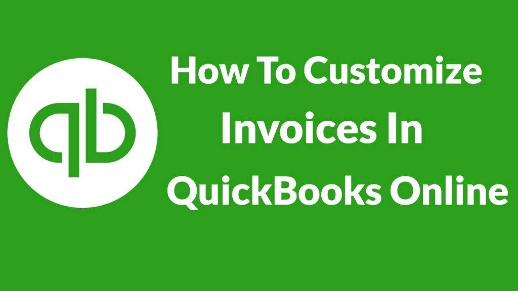 Quickbooks Online Invoice Email Template