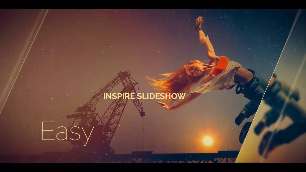 Slideshow After Effects Template Download