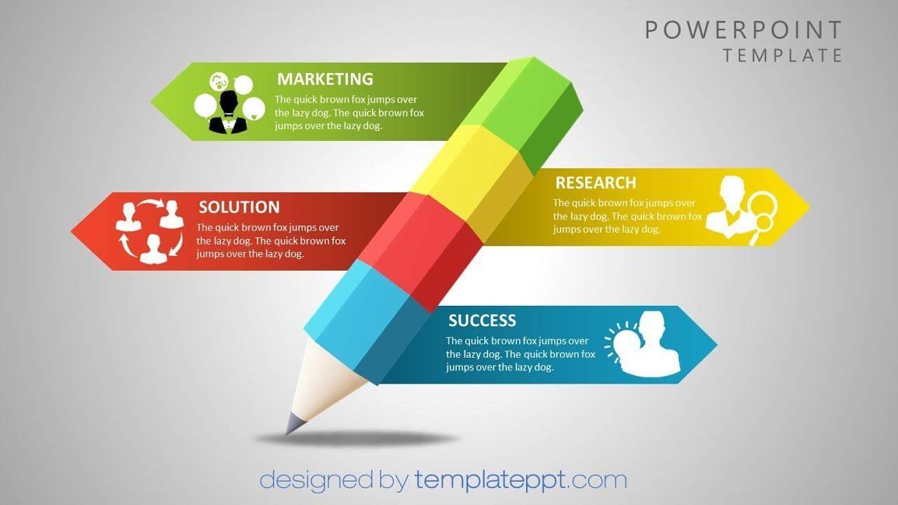 Smartart Powerpoint Templates Free