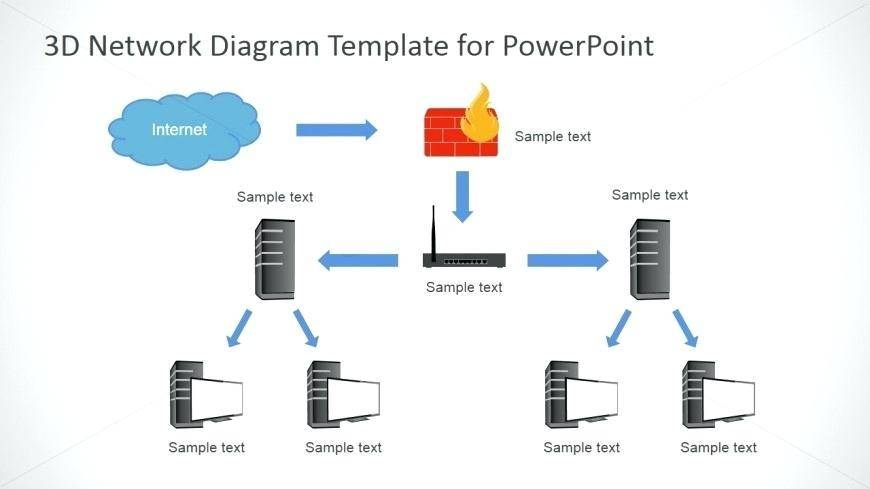 Visio Network Drawing Templates