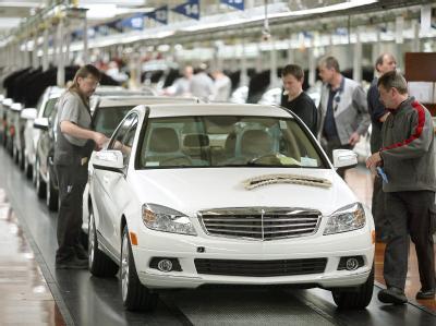 Daimler Betriebsversammlung