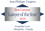 Best Lawyers, Lawyer of the Year 2018