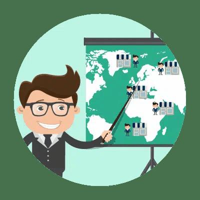 Logiciel de gestion immobilière et de Franchise Synergee