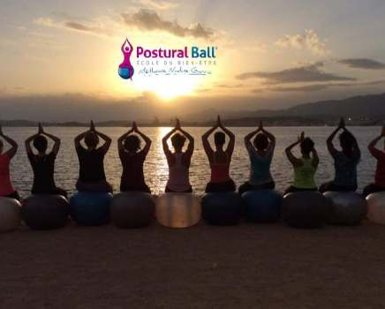 Le Postural Ball® : bien-être corporel et spirituel
