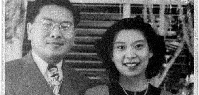 Sheng and Cynthia Feng