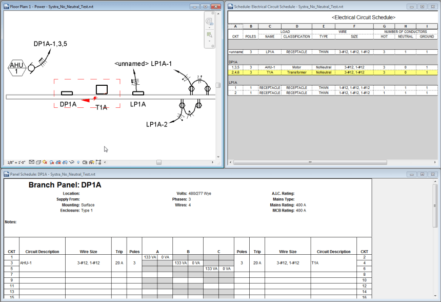 Getting your Revit Electrical Circuits out of Neutral   Synergis ...
