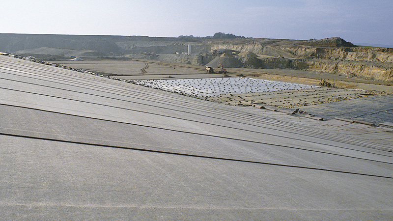 Landfill Base Lining
