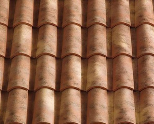 Roof Tile Color - Poseidon