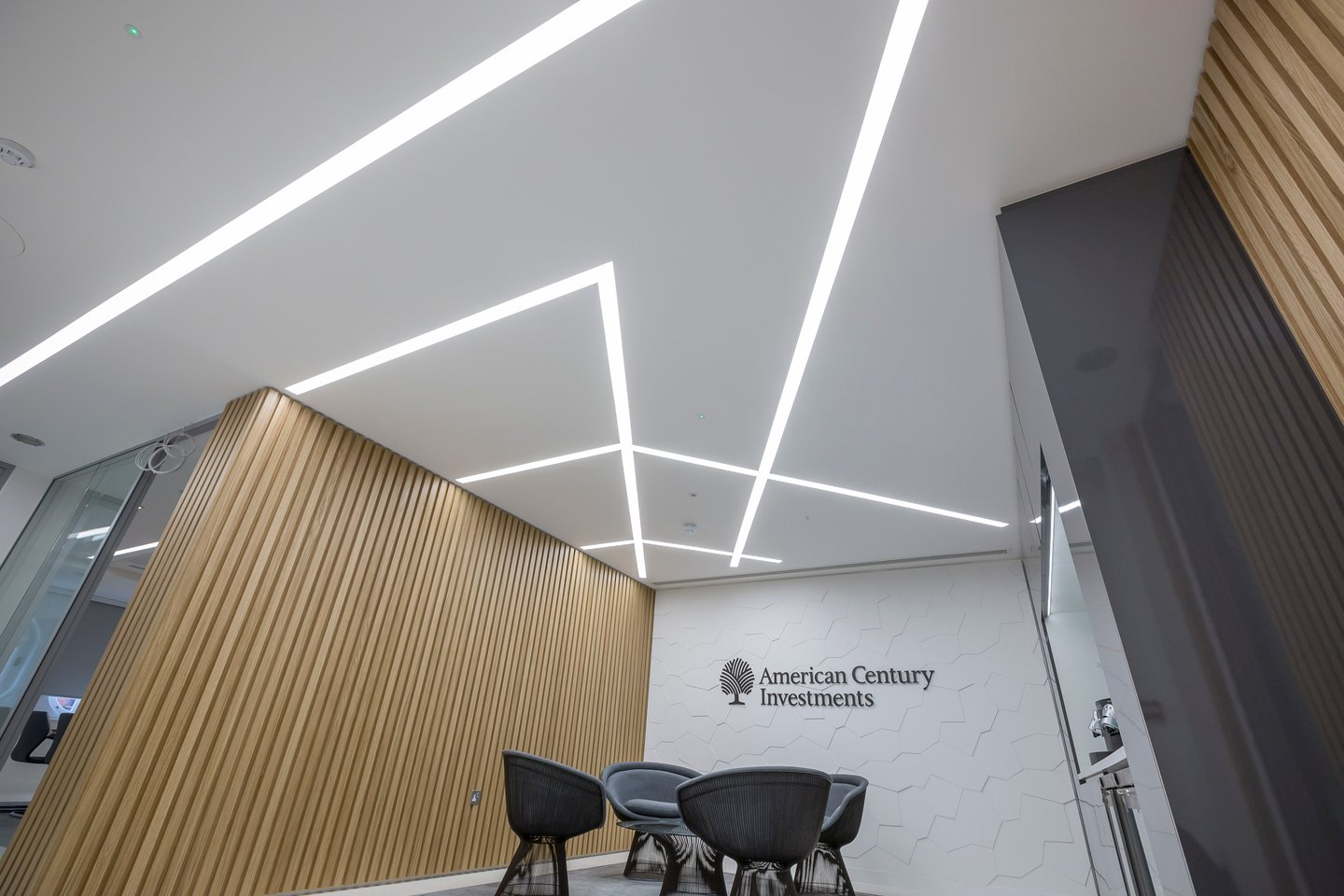 synergy led linear architectural and