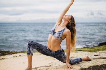 woman stretching doing better than you think