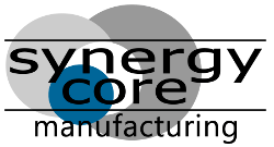 Synergy Core Manufacturing Logo