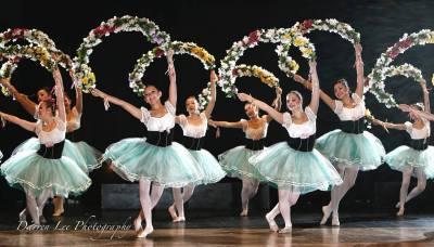 """Garland Dance"" choreographed by Misty McGettigan"