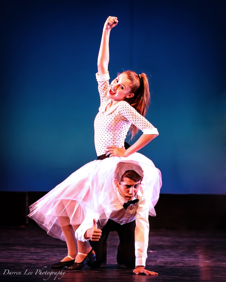 Jenna Fisher, Damian Keilhauer, Teen Musical Theater 2016