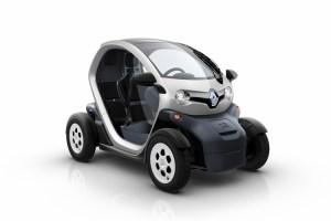 Twizy Electric car