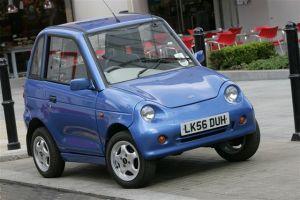 GWiz electric car