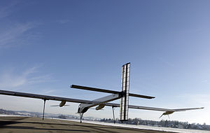 Solar Impulse: The first prototype