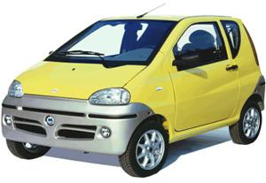 Micro-Vett Electric Car