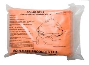 Solar Still Pack