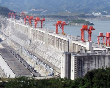 Three Gorges Hydro Power