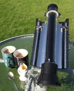 Solar Kettle by Contemporary Energy Ltd