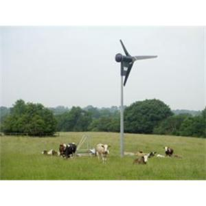 Proven wind turbine with its unique blade design