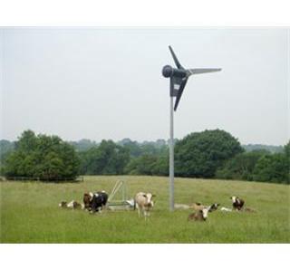 Proven wind turbine with its unique blade design