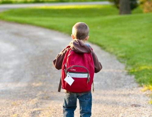 Back to School- Back pack or back pain?
