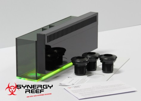 """Synergy Reef Overflow 16"""" Kit"""