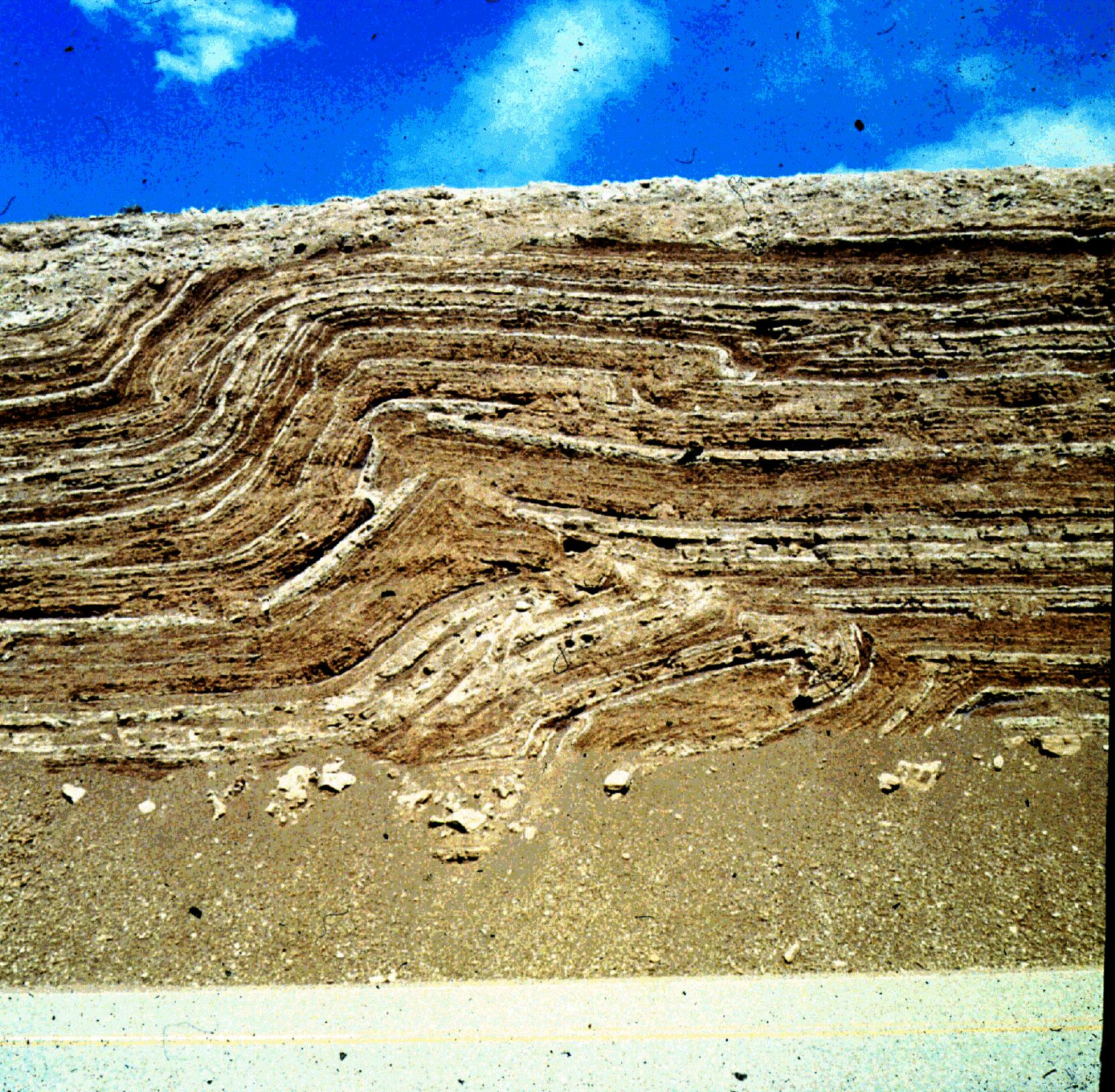 Images Of Folds And Faults