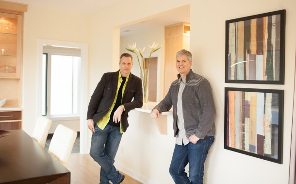 SynergyStaging Owners - Nik and David